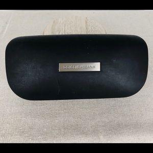 Dolce & Gabanna D&G Sunglasses/Eyeglasses Case